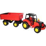 Трактор с прицепом Мастер
