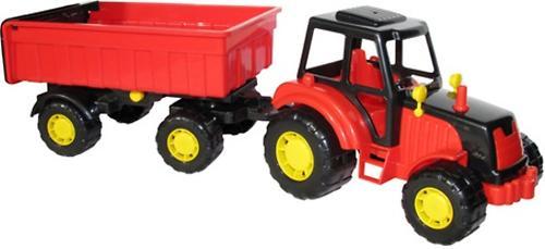 Трактор с прицепом Мастер (3)
