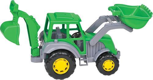 Трактор-экскаватор Полесье Алтай (4)