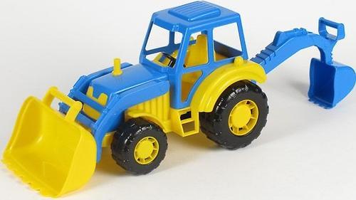 Трактор-экскаватор Полесье Алтай (5)