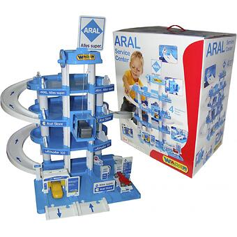 Паркинг Полесье Aral 4-уровневый - Minim