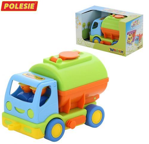 Автомобиль с цистерной Полесье Мой первый грузовик в коробке (4)