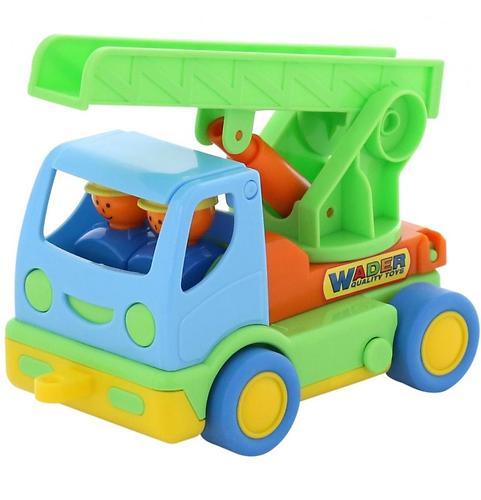 Автомобиль пожарный Полесье Мой первый грузовик в коробке (3)
