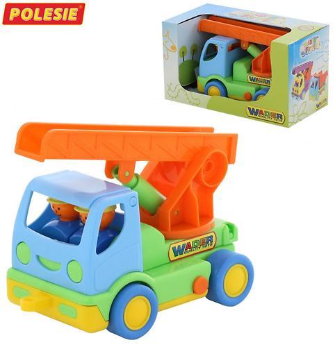 Автомобиль пожарный Полесье Мой первый грузовик в коробке (4)