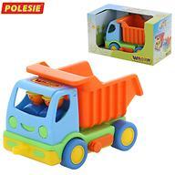 Автомобиль самосвал Полесье Мой первый грузовик в коробке