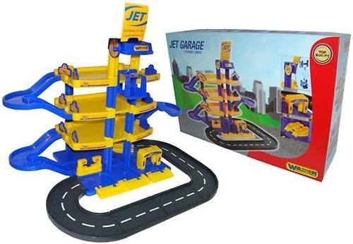 Паркинг Полесье JET 4-уровневый с дорогой (1)