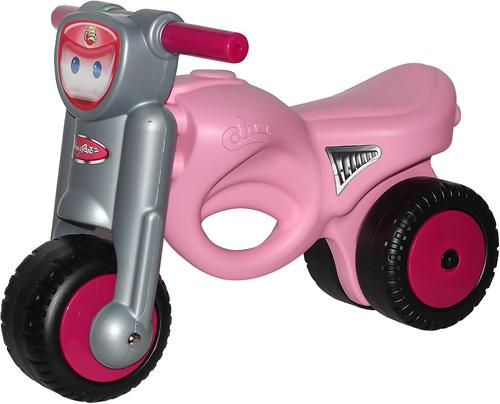 Каталка-мотоцикл Полесье Мини-мото розовая (1)