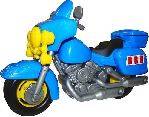 Мотоцикл полицейский Харлей (7)