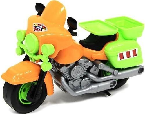 Мотоцикл полицейский Харлей (8)