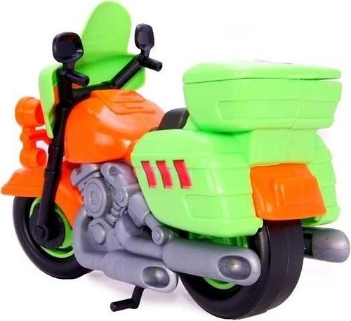 Мотоцикл полицейский Харлей (10)