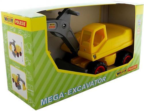 Мега-экскаватор Полесье колёсный (4)