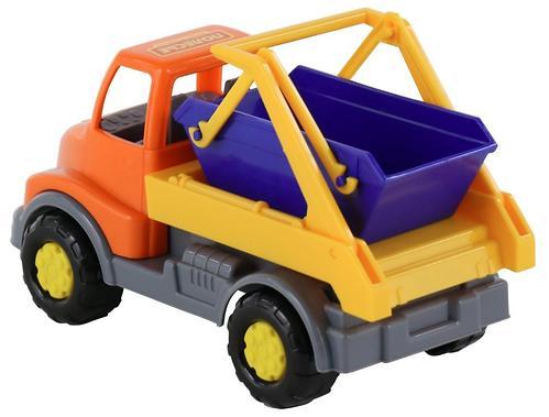 Автомобиль-коммунальная спецмашина Полесье Леон (7)