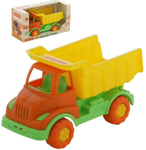 Автомобиль-самосвал Полесье Кнопик в коробке (6)