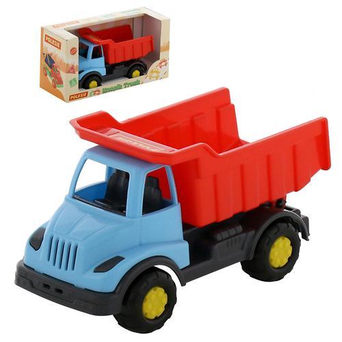 Автомобиль-самосвал Полесье Кнопик в коробке (7)