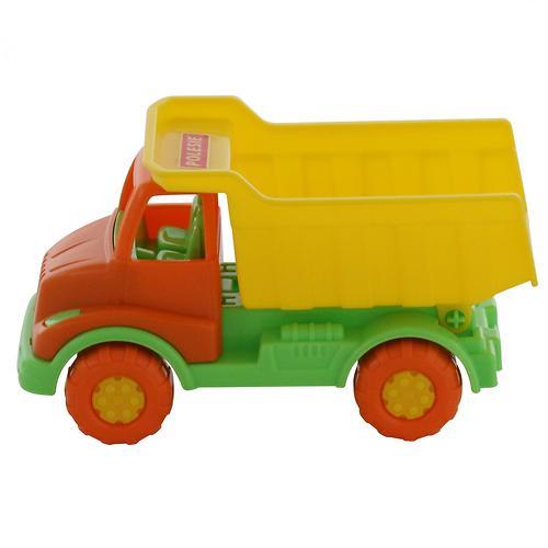 Автомобиль-самосвал Полесье Кнопик в коробке (8)