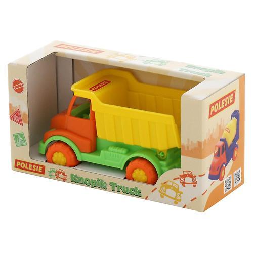Автомобиль-самосвал Полесье Кнопик в коробке (10)
