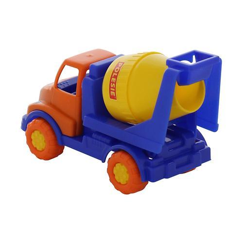 Автомобиль-бетоновоз Полесье Кнопик в коробке (8)