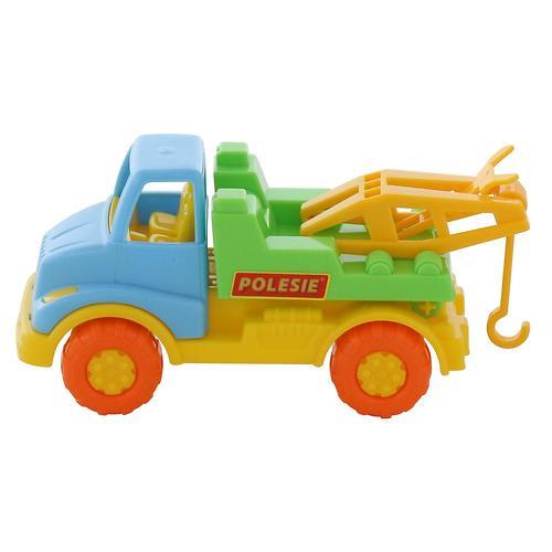 Автомобиль-эвакуатор Полесье Кнопик в коробке (8)