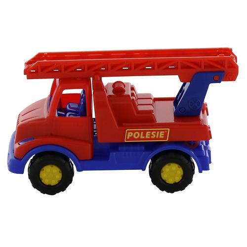 Автомобиль-пожарная спецмашина Полесье Кнопик в коробке (6)
