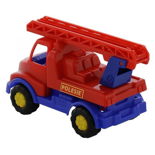 Автомобиль-пожарная спецмашина Полесье Кнопик в коробке (7)