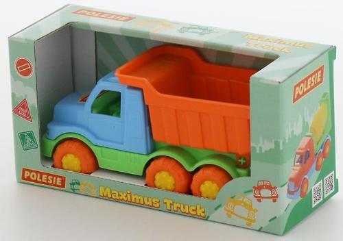 Автомобиль-самосвал Полесье Максик в коробке (4)