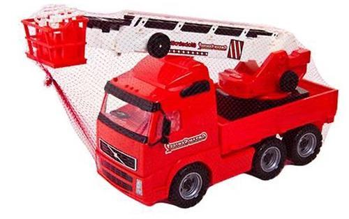 Автомобиль Полесье Пожарный (10)