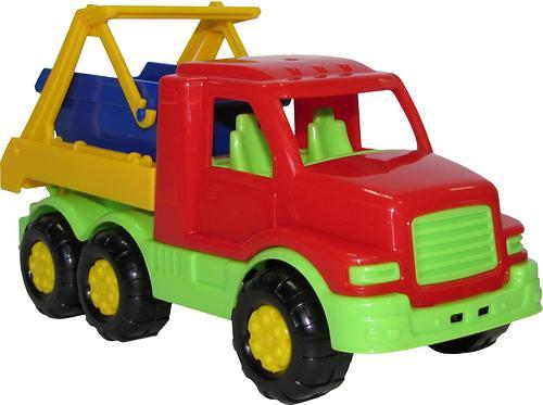 Автомобиль-коммунальная спецмашина Полесье Максик в коробке (5)