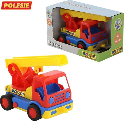 Автомобиль пожарный Полесье Базик в коробке (3)