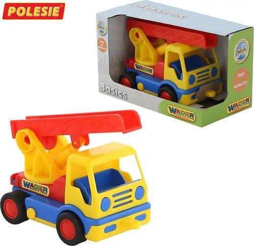 Автомобиль пожарный Полесье Базик в коробке (4)