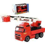 Автомобиль Полесье Volvo пожарный в коробке