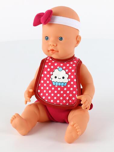 Кукла пупс Falca пьет и кушает (с набором для кормления) 40 см (12)