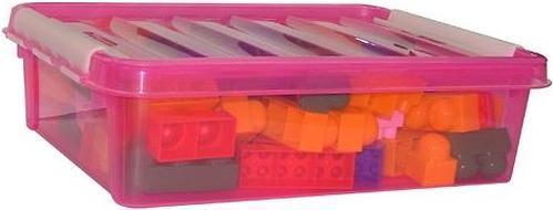 Конструктор Супер-Микс 84 элемента в контейнере (3)
