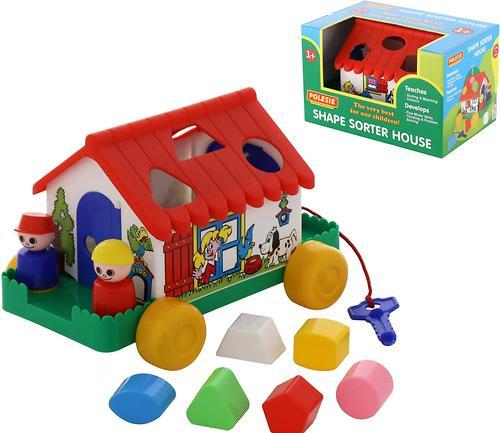 Сортер Игровой дом Полесье 6028 (3)