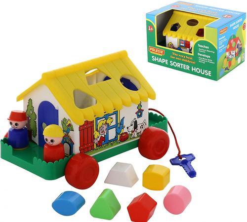 Сортер Игровой дом Полесье 6028 (4)