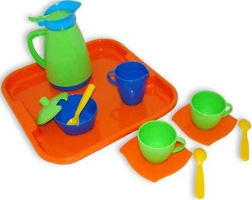 Набор детской посуды Полесье Алиса на 2 персоны (1)