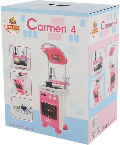 Набор Полесье Carmen №4 с варочной панелью и духовым шкафом (5)