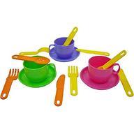 Набор детской посуды Полесье Минутка на 3 персоны