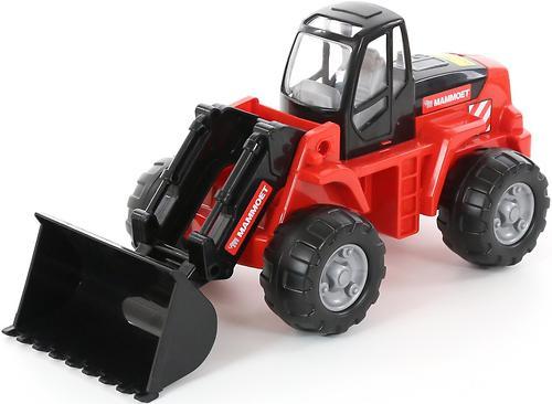 Трактор-погрузчик Полесье 207-01 Маммоет (1)