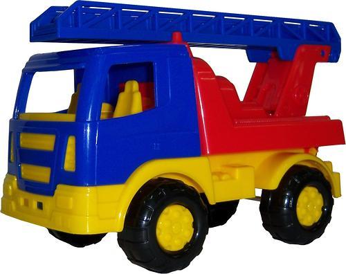 Автомобиль-пожарная спецмашина Полесье Салют в ассортименте (6)
