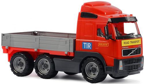 Автомобиль Полесье Volvo бортовой в коробке (1)