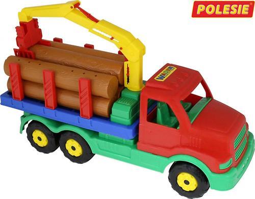Автомобиль-лесовоз Полесье Сталкер (4)