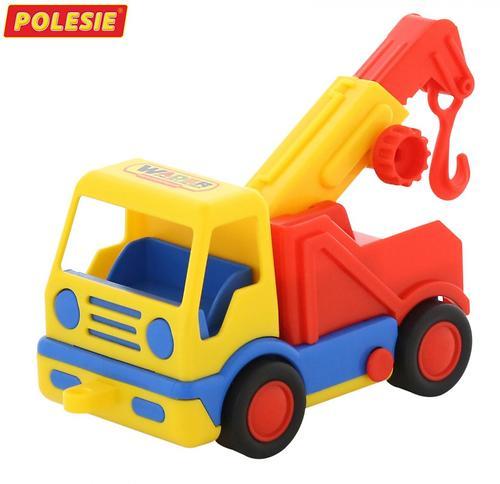 Автомобиль-эвакуатор Полесье Базик (3)