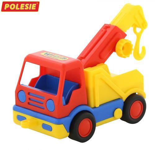 Автомобиль-эвакуатор Полесье Базик (4)