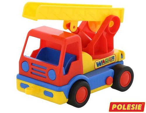 Автомобиль пожарный Полесье Базик (4)