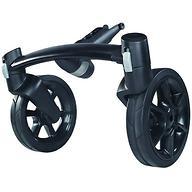 Колеса для коляски передние 2шт Quinny Moodd Front Fork Black