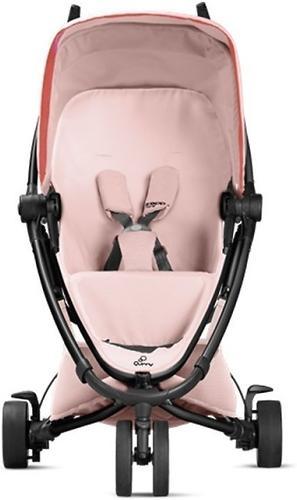 Коляска Quinny Zapp Xtra 2 Pink Pastel (7)