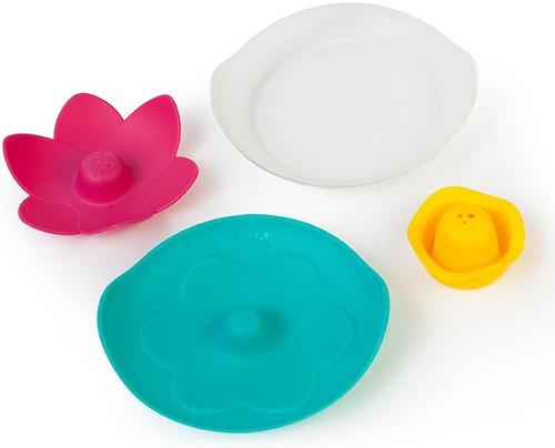 Игрушка для ванны Quut Lili Цветочек (8)