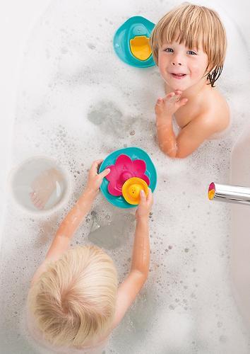 Игрушка для ванны Quut Lili Цветочек (10)