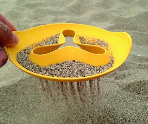 Формочка Quut StarFish для песка, снега и ванны (13)