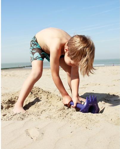 Многофункциональная игрушка Quut Triplet для песка и снега Mellow Yellow (10)